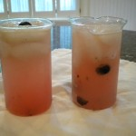 Summer cocktail: The blueberry muddle.