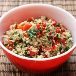 tabbouleh salad recipe | writes4food.com