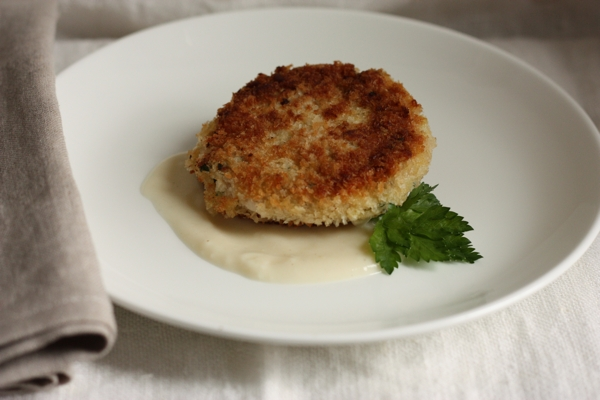 easy recipe for old-fashioned chicken croquettes | writes4food.com