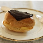 how to make homemade chocolate eclairs | writes4food.com