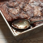 The Clara Project: Hot fudge pudding cake.