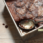 hot fudge pudding cake #writes4food