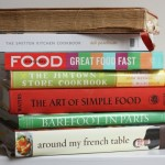 Favorite cookbooks.