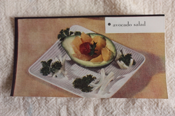 orange avocado salad recipe #writes4food