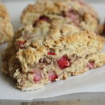 strawberry-lemon scone recipe | writes4food.com