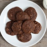 The Clara Project: chocolate drop cookies.