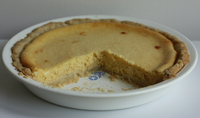homemade key lime pie recipe | writes4food.com