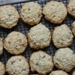 The Clara Project: Perfect oatmeal cookies.
