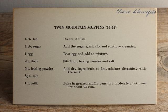 the best basic muffin recipe | writes4food.com
