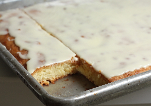 buttery vanilla brownie recipe | writes4food.com