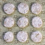 Christmas Cookie-palooza: Hazel's vanilla bean cookies.