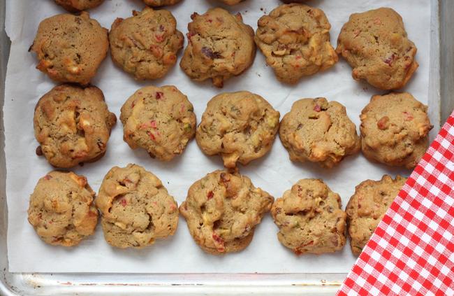 Christmas Fruicake Cookie recipe | writes4food.com