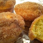 House favorite: Donut muffins.