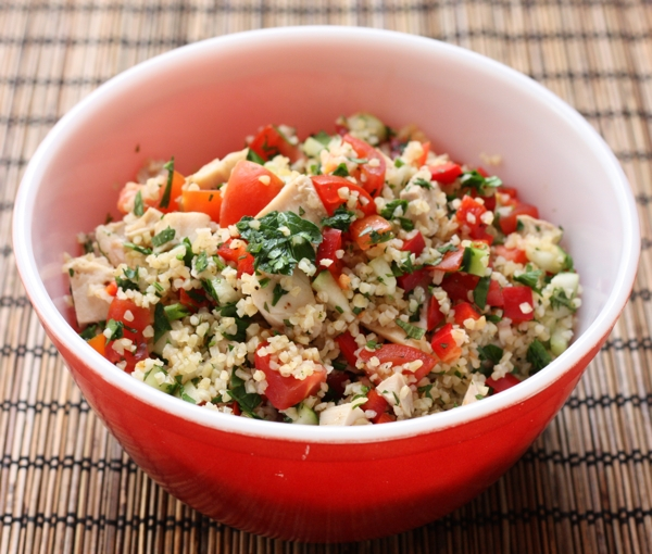 tabbouleh salad recipe | writes4food.com