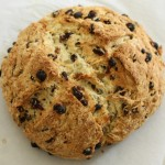 Classic Irish soda bread.