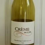 Wine of the week: Creme de Lys