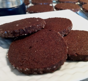 Chocolate Pepper Cookies Recipe | writes4food