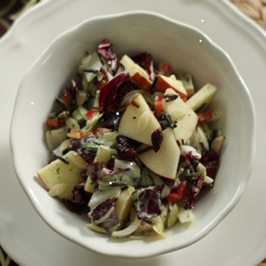 Chicken and Wild Rice Salad #writes4food