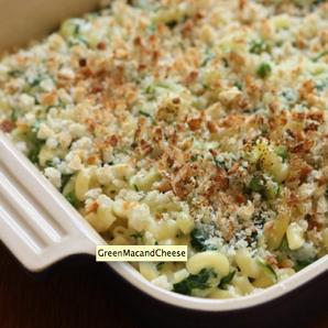 Mac and Cheese with Veggies #writes4food