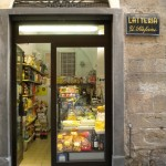 Eating locally abroad: Cooking in Italy.