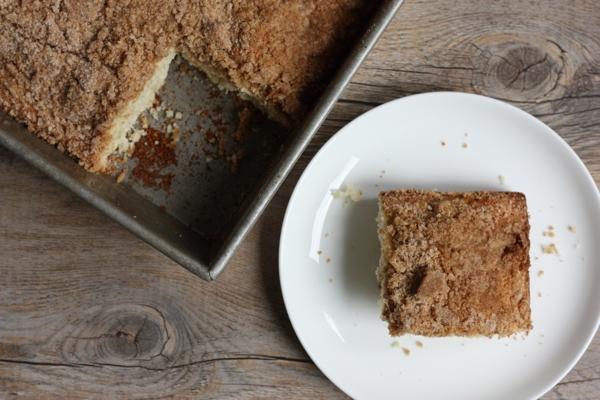 old fashioned coffee cake recipe | writes4food.com
