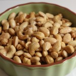The Clara Project: buttered nuts.