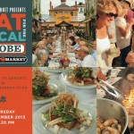 Eat Local for the Globe Cincinnati food event