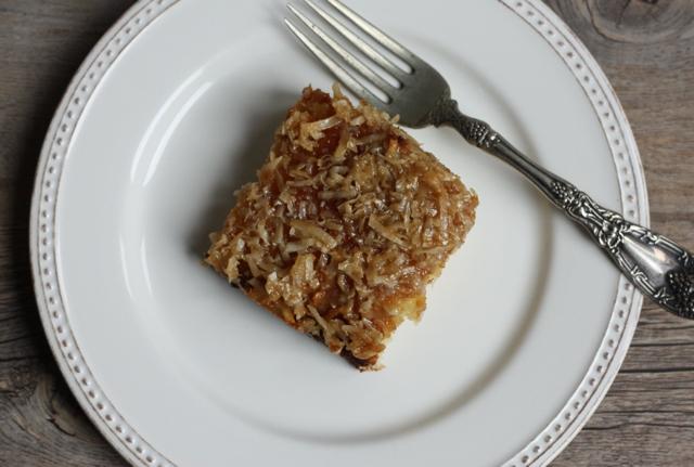 Lazy Daisy Cake recipe | writes4food.com