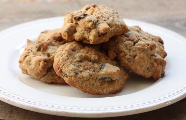 Christmas Cookie Palooza Hermits Writes4food
