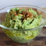 healthy hummus-guacamole dip recipe | writes4food.com