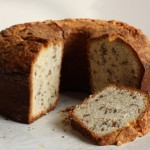 pecan cream cheese pound cake recipe | writes4food.com