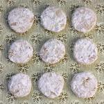 Christmas Cookie-palooza: Hazel's vanilla bean cookies.
