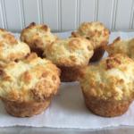 Buttermilk biscuit muffins.