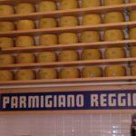 Loving Italian food and culture.